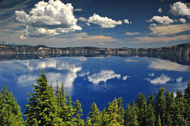 Crater Lake picture
