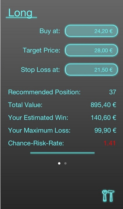 risk manager mobile app