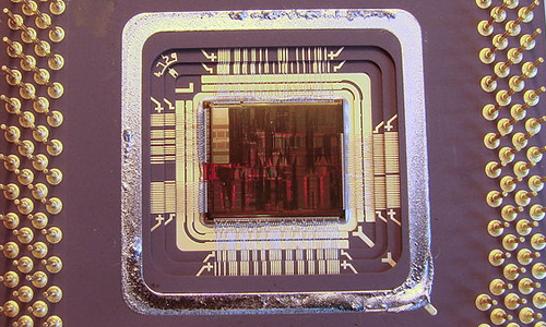 Image of Intel Processing Chip