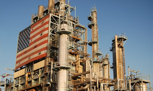Image of Oil Machinery