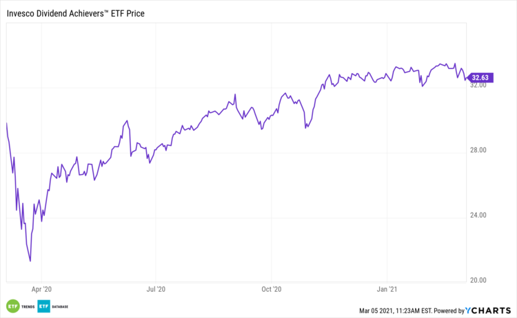 PFM 1 Year Performance